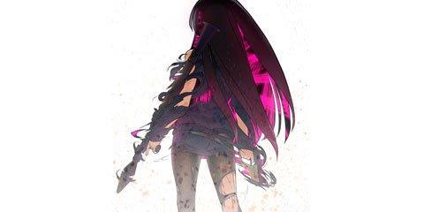무기를 입는 소녀
